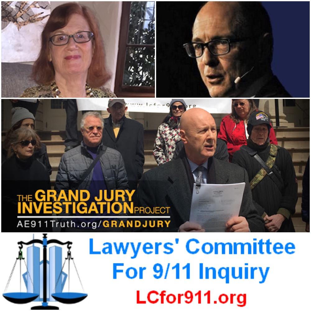 New York Grand Jury To Hear 9 11 Evidence Kboo