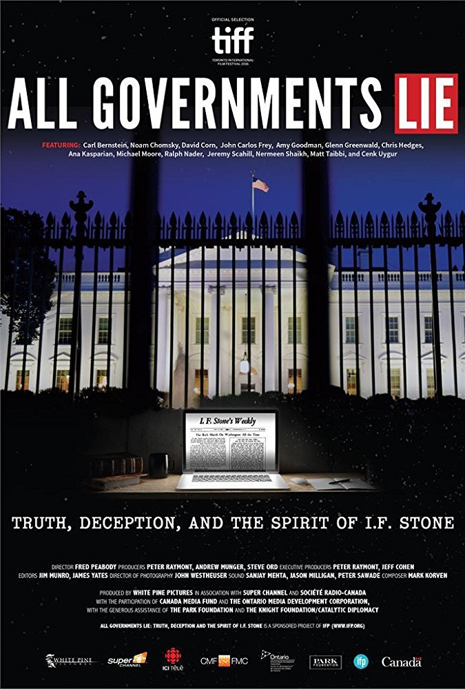 All Governments Lie - Truth, Deception, and the Spirit of ...