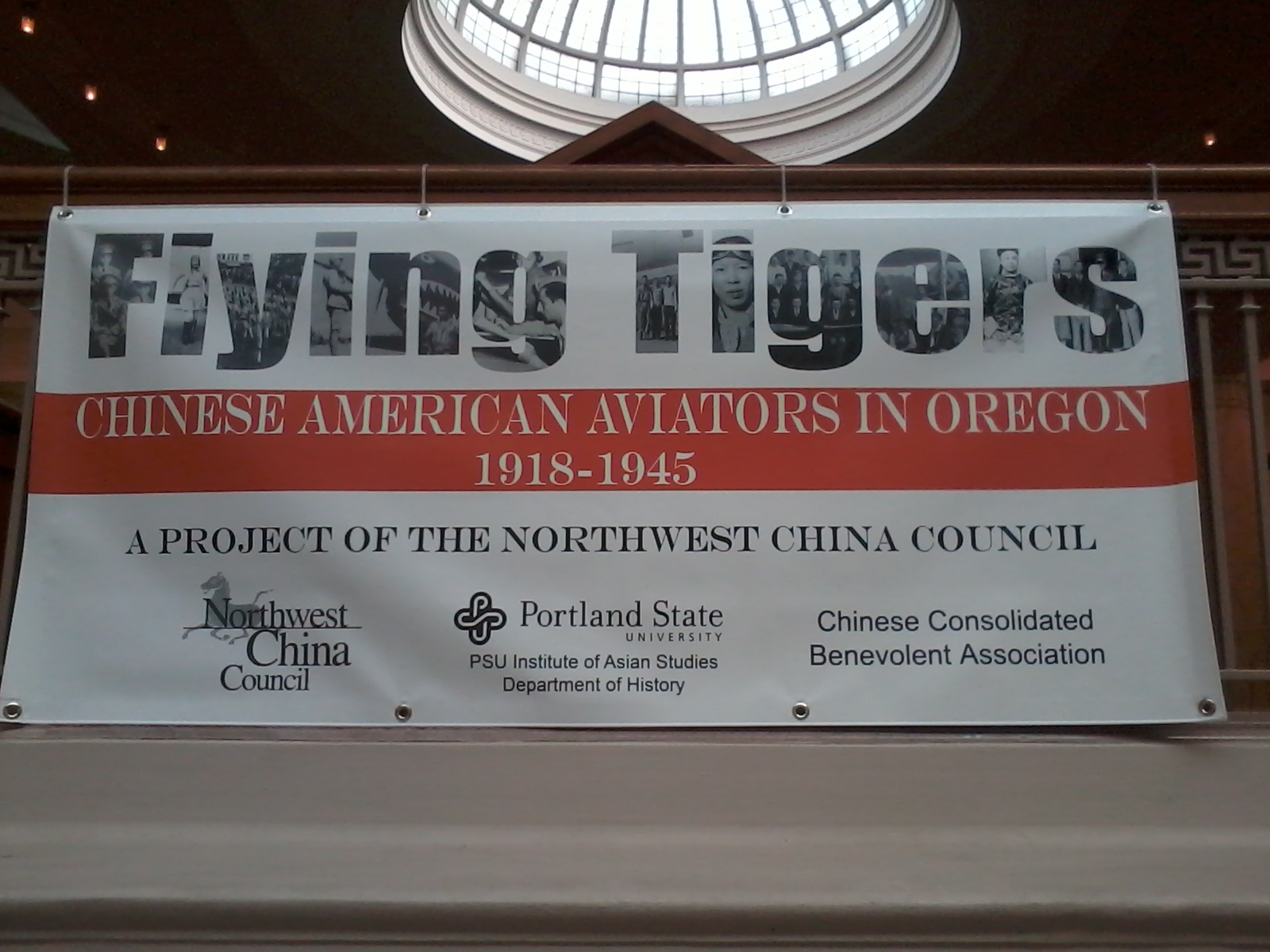 Flying Tigers: Chinese American Aviators in Oregon, 1918-1945