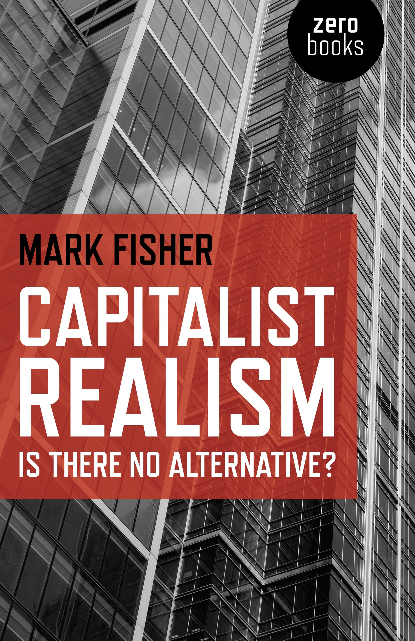 Cover image of Mark Fisher's Capitalist Realism
