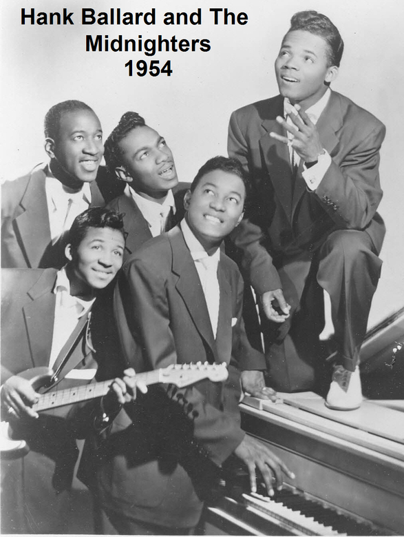 Hank Ballard & the Moonlighers