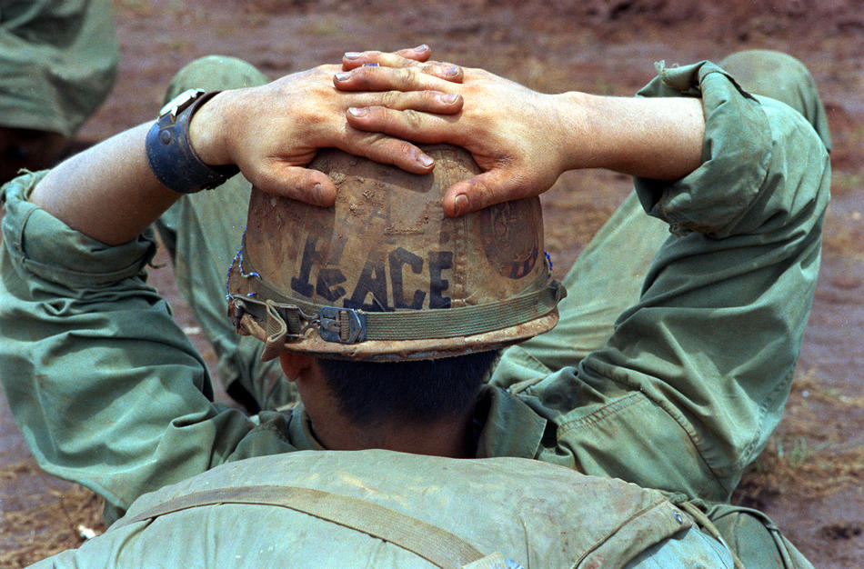 Peace Veteran in Viet Nam