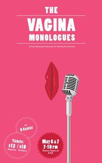 The QCenter presents The Vagina Monlogues