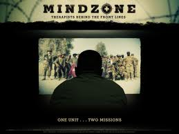 MindZone: image of soldier watching tv image of soldiers
