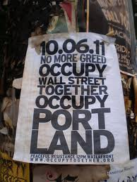 occupy pdx