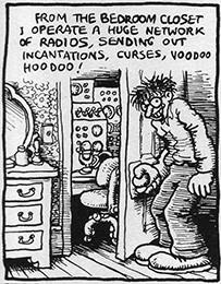 A huge network of radios