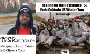 Rayquan Borum and tour image from Rising Tide NA
