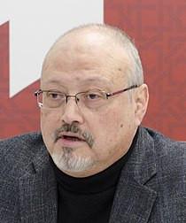 Jamal Khashoggi in March 2018