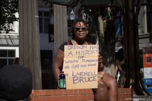 #Larnell Bruce DACA Press Conference photo by Joe R Frazier, all rights reserved