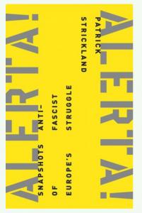 "The book cover for ""Alerta! Alerta!"""