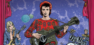Mike Allred of Madman fame talks about his new graphic novel Bowie, about David Bowie, with S.W. Conser on Words and Pictures