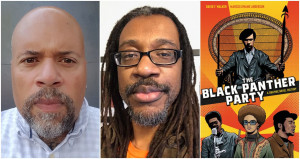 David Walker and Marcus Kwame Anderson talk about their graphic novel The Black Panther Party with S.W. Conser on Words and Pictures on KBOO Radio