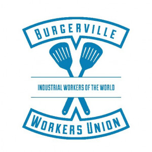 Burgerville Workers Union logo