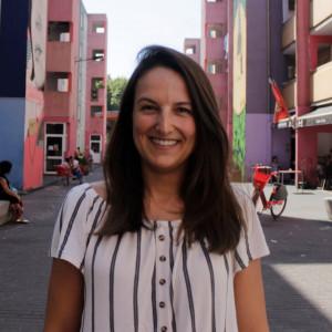 Cristiana Merendeiro, Associação Crescer, Portugal