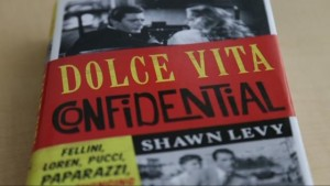 Dolce Vita Confidential: Fellini, Loren, Pucci, Paparazzi, and the Swinging High Life of 1950s Rome by Shawn Levy, talking with Jenn Chavez on KBOO's The Film Show