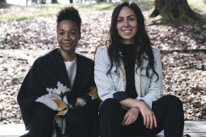 Elan Hagens and Rebecca Martinez, Co-Founders of Fruiting Bodies Collective