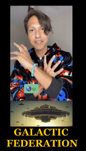 Ender Black - Musician, Galactic Liason for Earth Protocols of Galactic Interaction