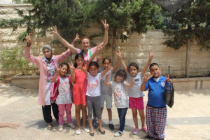 House of Hope in Palestine