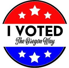 I Voted the Oregon Way