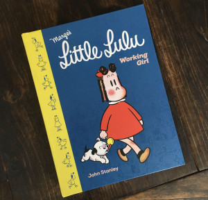 Frank Young, editor of John Stanley's Little Lulu comics, joins S.W. Conser on Words and Pictures on KBOO Radio