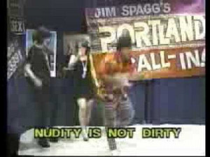 Words and Pictures explores Portland Cable Access with host S.W. Conser and guests Michael Garcia and Avalon Leonetti