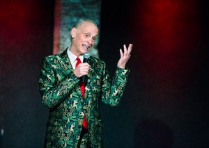 John Waters Christmas.John Waters Christmas Kboo