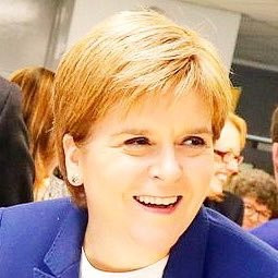 Scotland's First Minister The Right Honorable Nicola Sturgeon, MSP