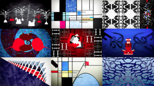 Animator Joanna Priestly and Musician Jamie Haggerty talk about the new abstract feature film North of Blue
