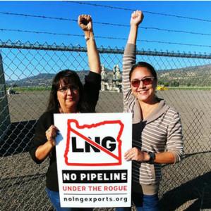 No LNG Pipeline