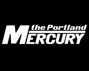 Portland Mercury newspaper logo