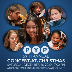 Portland Youth Philharmonic's Concert-At-Christmas