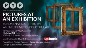 Portland Youth Philharmonic May 6, 2018 concert