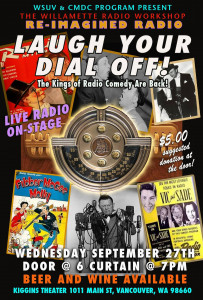 Reimagined Radio - a live tribute to the Golden Age of Radio