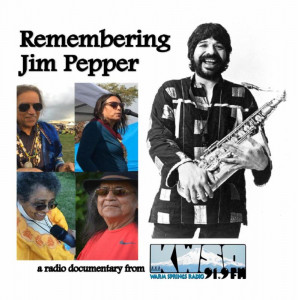 Remembering Jim Pepper