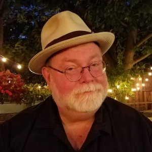 Sam Mowry in classy fedora hat
