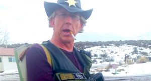Scott Willingham at Malheur occupation (image by Arun Gupta)