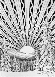 Laurie Sonnenfeld hosts Movin On, winter solstice folk music