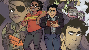 Oni Press' comics series The Long Con is featured on Words and Pictures, with guests Ben Coleman and Emilee Denich