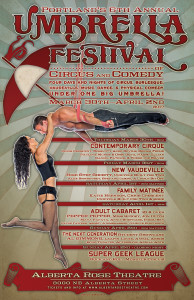 Umbrella Festival of Circus and Comedy
