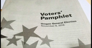Oregon voter guide
