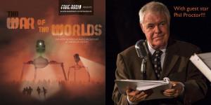 Fake Radio presents War of the Worlds