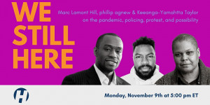 We Still Here with Marc Lamont Hill