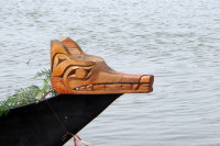 Stopping the Kalama methanol refinery one carved canoe at a time