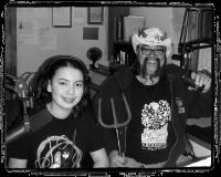 Volunteer Spotlight January 2016: Diablo (With DJ Ellie D)