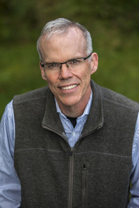 Bill McKibben: photo credit Nancie Battaglia