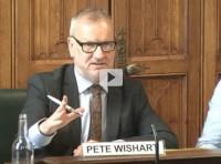 Peter Wishart, MP