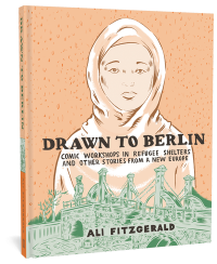 Drawn to Berlin author Ali Fitzgerald talks with Words and Pictures host S.W. Conser at the Portland Book Festival