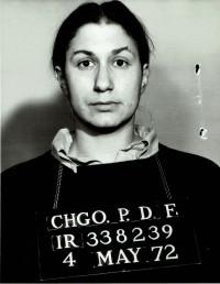 Judith Arcana mugshot May 4, 1972