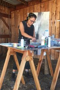 Ka'ila Farrell-Smith, Klamath artist & activist