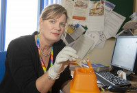 Tracey Clusker, Team Manager at NHS Lothian where she's Clinical Lead for MAT Standards